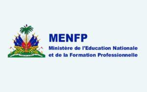 Haïti: Le Ministère de l'Éducation dément avoir annoncé un arrêt des activités scolaires